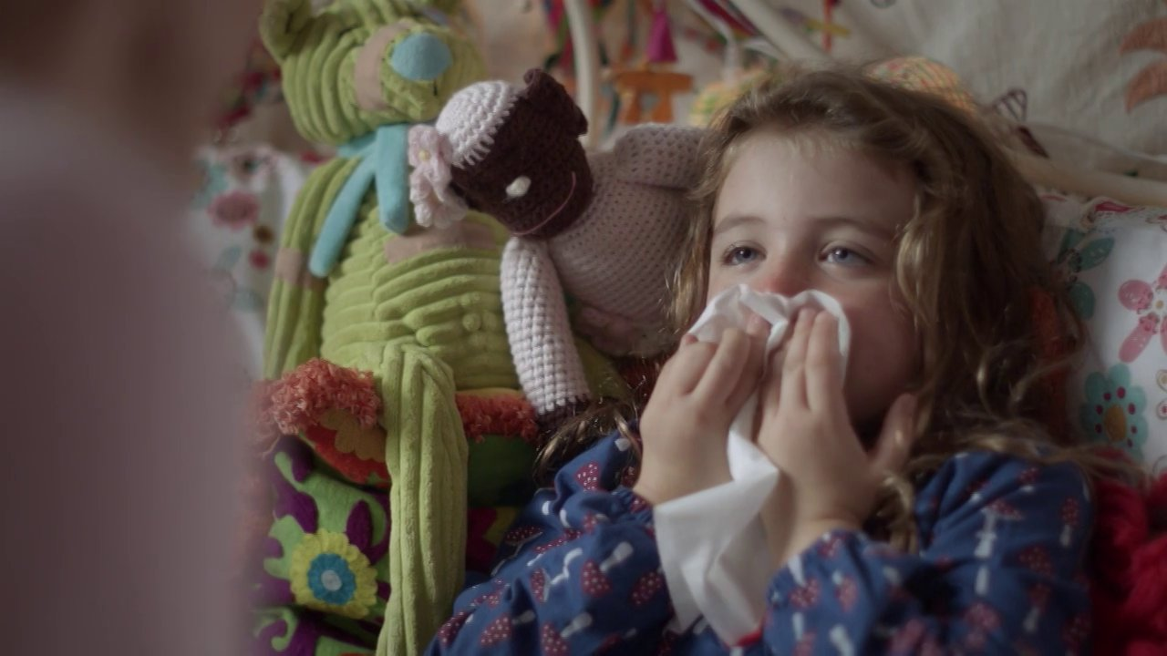 KLEENEX   COMFY COLD – Sufferers