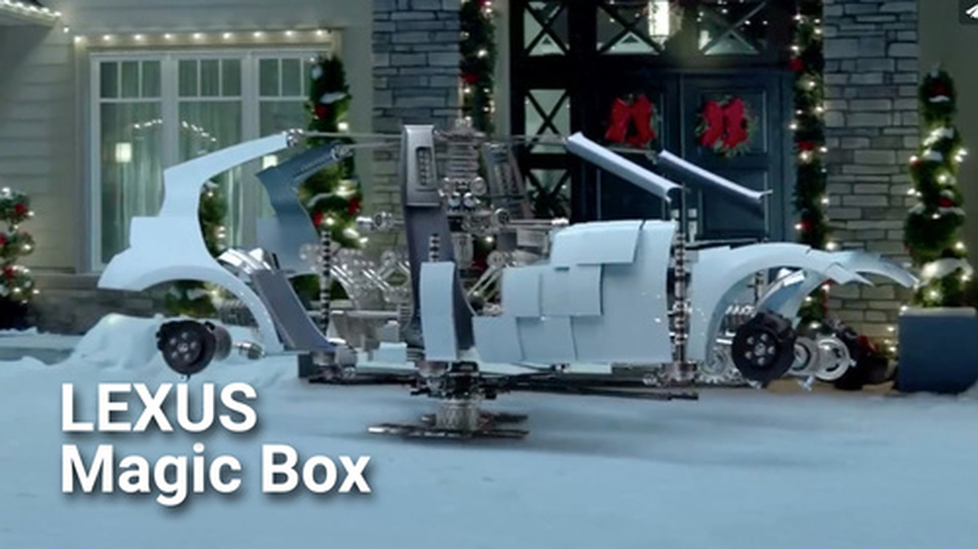 Lexus – Magic Box