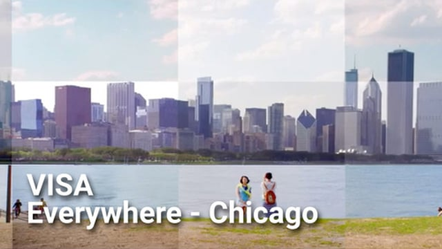Visa – Everywhere-Chicago