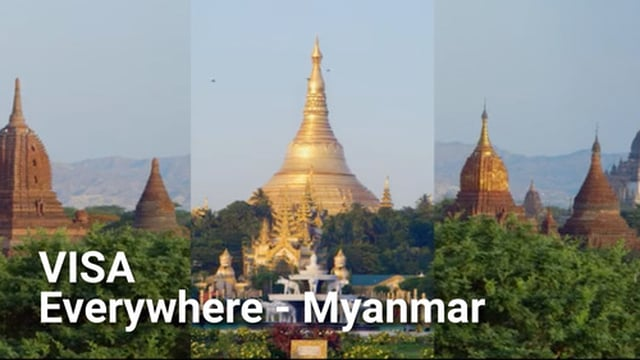 Visa – Everywhere-Myanmar