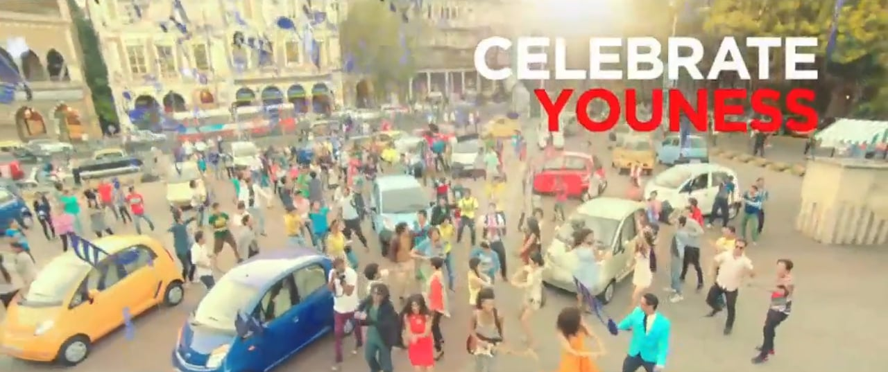 "TATA NANO – ""Celebrating Awesomeness"""