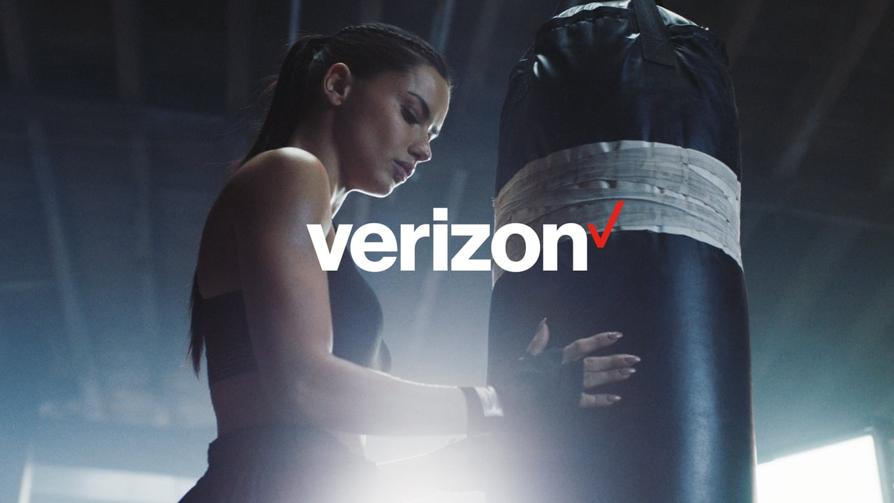 "Verizon ""We Need More"" Feat. LeBron James and Adriana Lima"