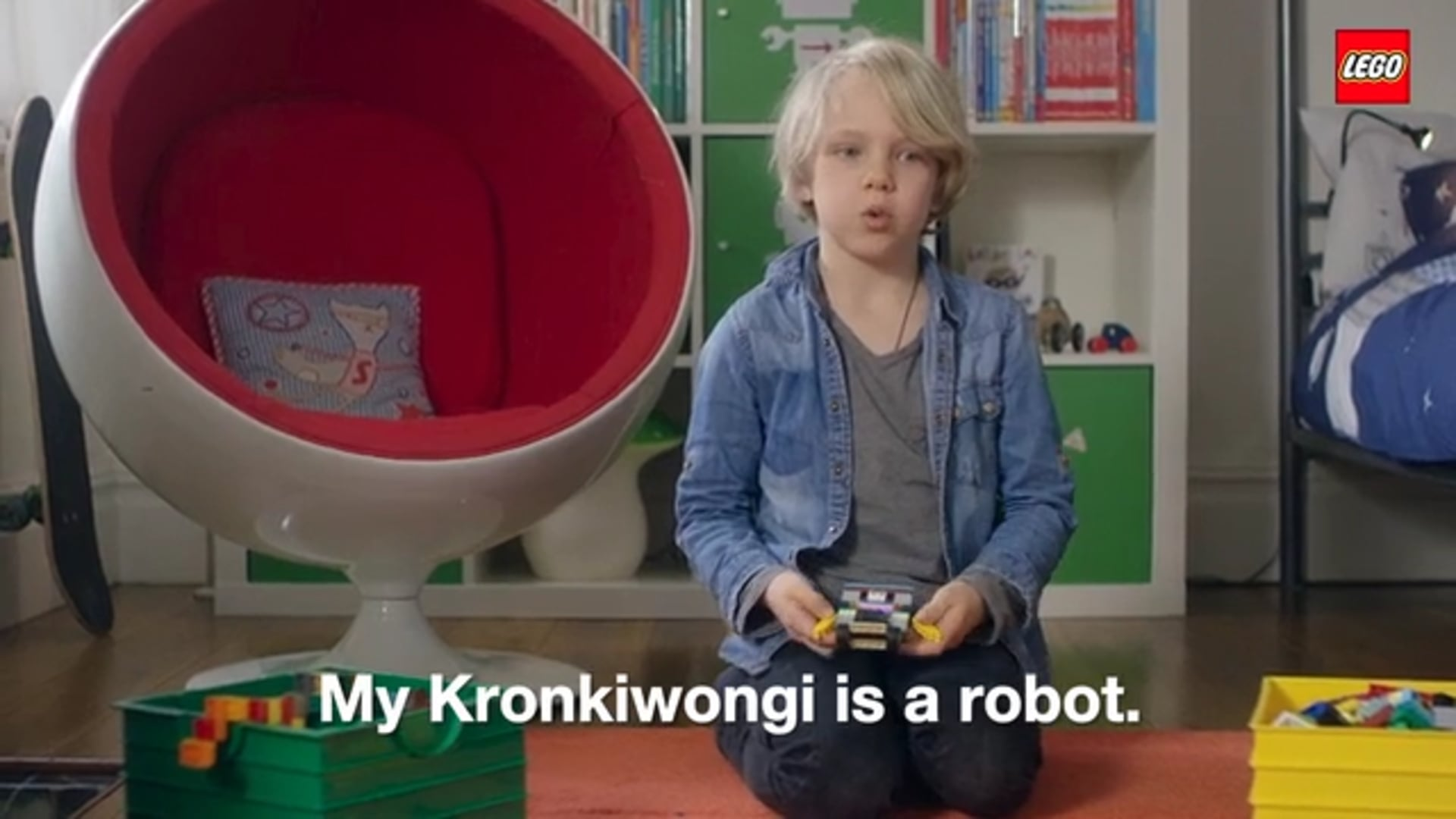 "LEGO – ""2B-WHATS IS THE STORY OF A KRONKIWONGI"""