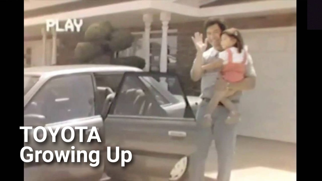 "TOYOTA – ""GROWING UP"""