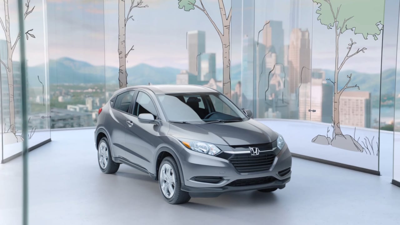 HONDA HRV | TAILOR MADE