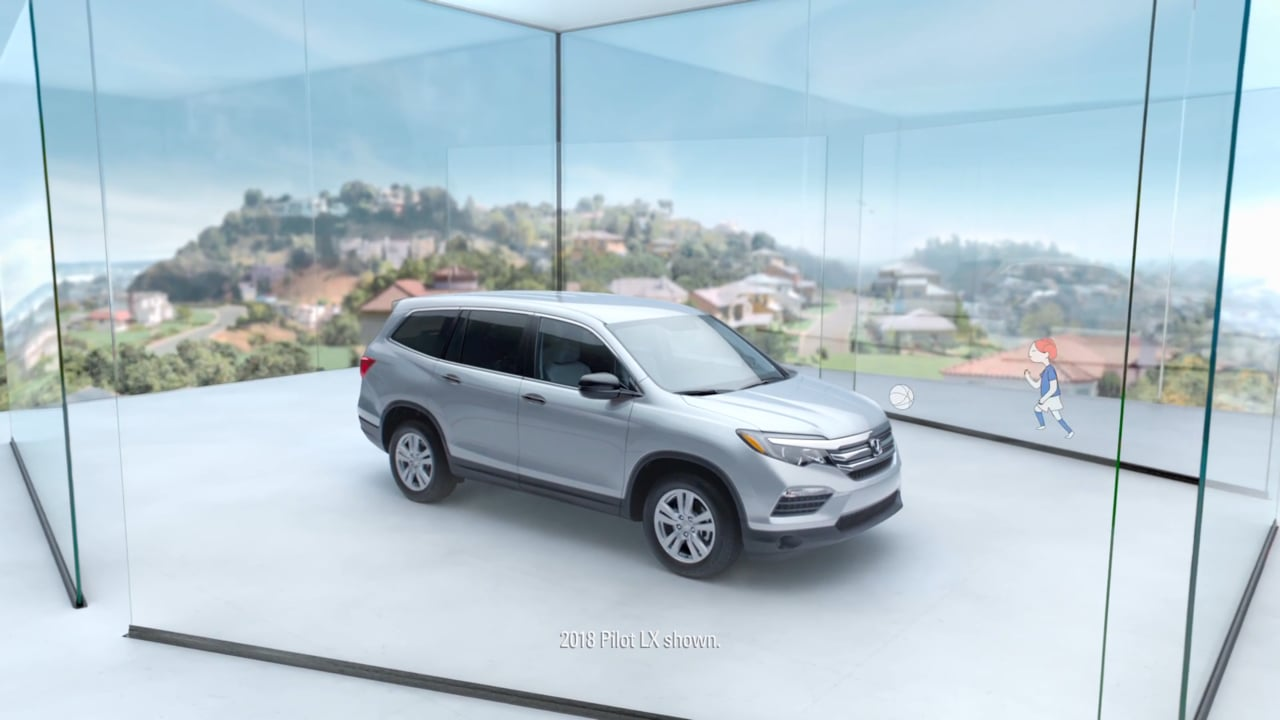 HONDA PILOT | TAILOR MADE