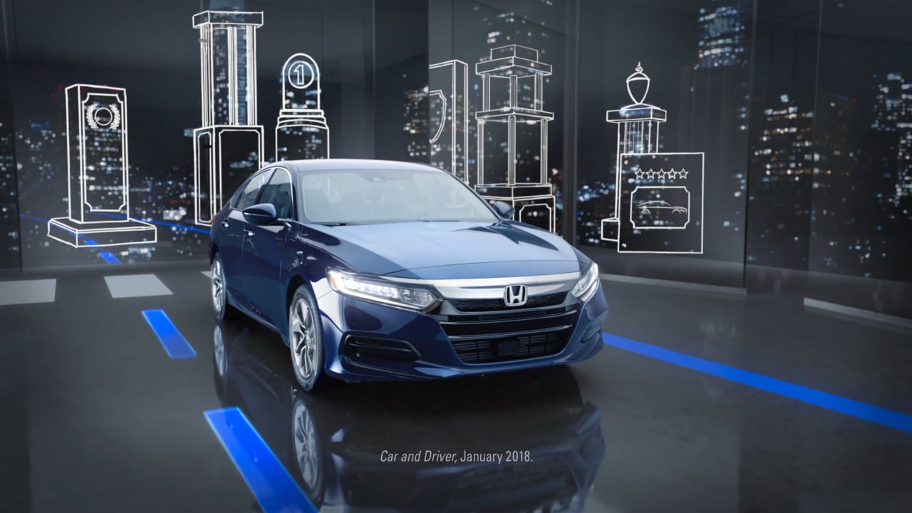 HONDA ACCORD  | TAILOR MADE